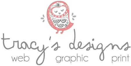 Tracy's Designs – Web Graphic Print