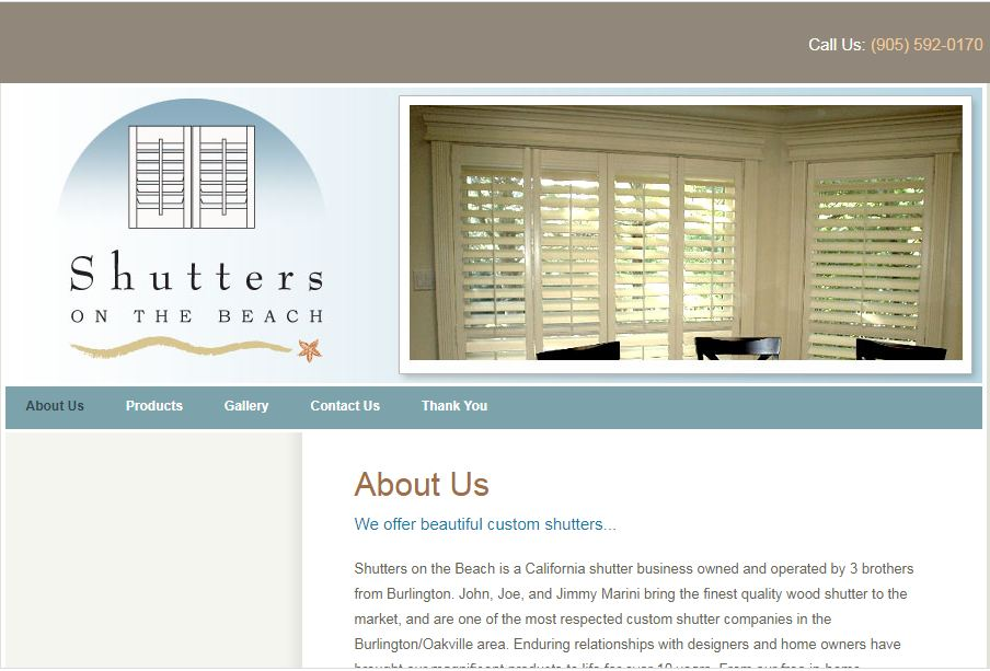 shutters site